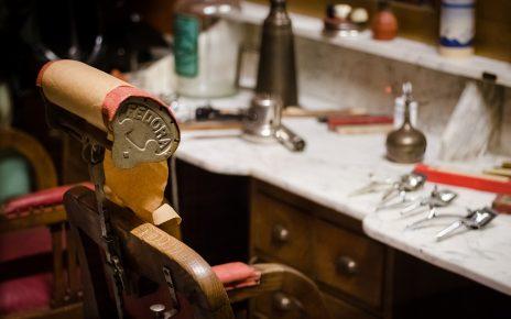 Akcesoria dla mężczyzn dostępne w barber shopie