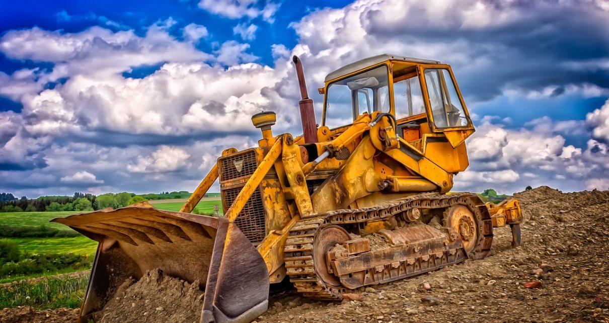 Maszyny budowlane - gdzie kupić części?