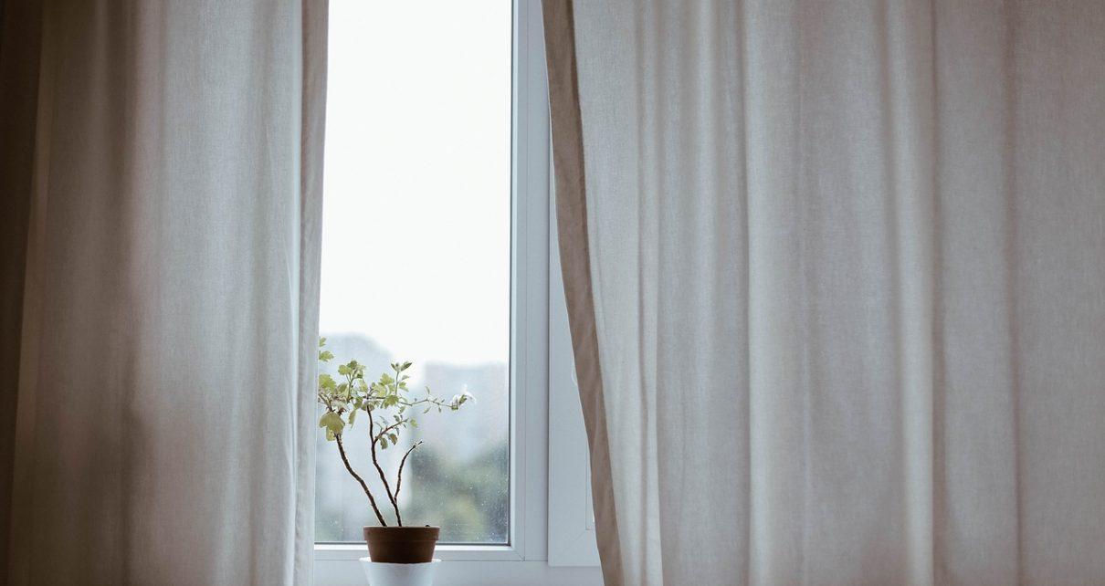 Wyjątkowo udekorowane okna