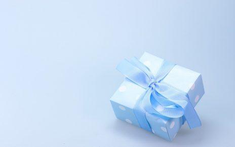 Dawanie prezentów - podstawowe okazje